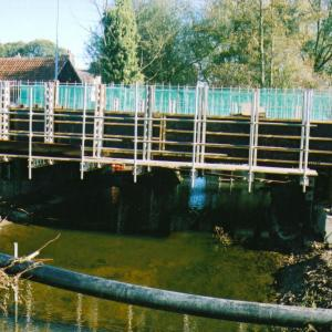 Bridge rebuild 4