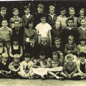 Rendham School about 1962
