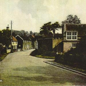 Rendham South View about 1912