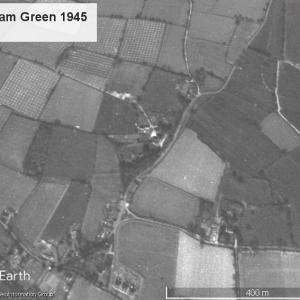 Rendham Green 1945